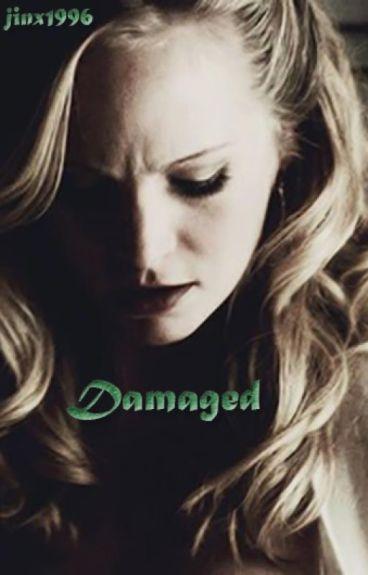 Damaged (Teen Wolf) Book 5