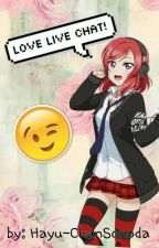 love live! chat by NataDah