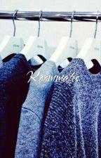 Roommates ➳ Byun; Baekhyun by _Sumi_Blue_