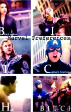 Marvel preferences by alexwas665