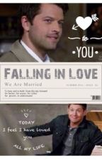 Falling in Love (Destiel/Sabriel) by EmmaLove_fangirl
