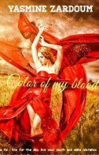 Color of my blood by YasmineZardoum