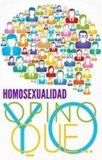 Homosexualidad by YoOpinoQue