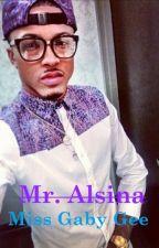 Mr. Alsina by MissGabyGee