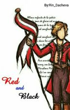 Red and Black (Les Mis fanfic) by Rin_Dacheva