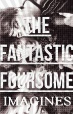 The Fantastic Foursome Imagines by shaunasmiles93