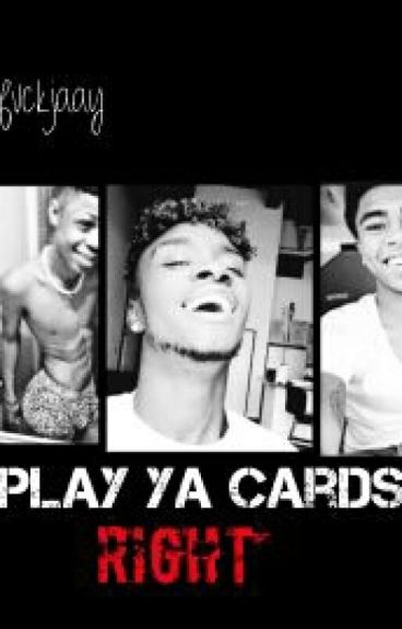 Play Ya Cards Right.