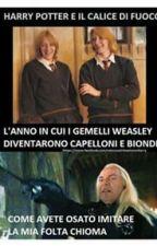 Tutorial su come avere le pettinature dei personaggi di Harry Potter by Gemini_Andromeda