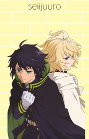 Yuichiro x Reader x Mikaela [100 Followers Special] by seiijuuro