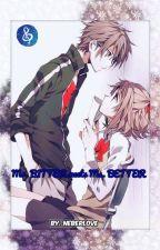 MR. BITTER meets MS. BETTER by Neberlove