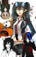 Un Amor Entre Asesinos Tem.2 (Jeff, Ben, Eyeless Jack, Liu, Hoddie y Masky y tu) by Humaru-chan