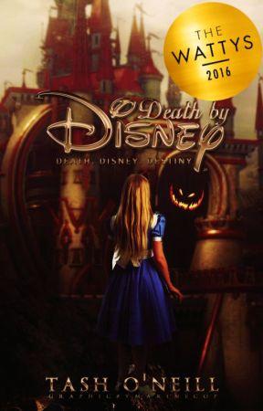 Death by Disney (2018) by tashtypes