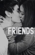 'FRIENDS' by ayudiaaan