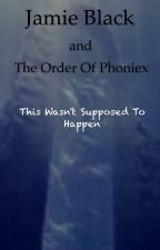 Jamie Black and The Order of Phoniex by mystery_peoples