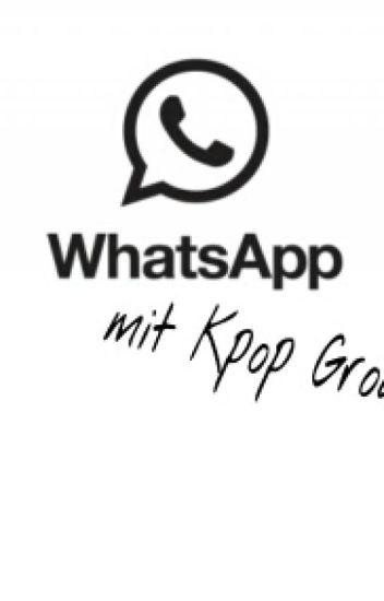 Whatsapp mit Kpop Gruppen