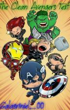 The Clean Avengers Text by Galasriniel_00