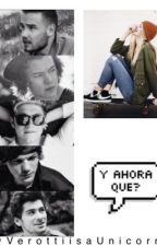 ¿Y ahora qué? (One Direction y tu) by spookyveronica