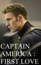 Captain America : First Love by adishadwiputri