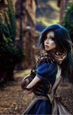 Дерзкая девушка by lena_larina_o1