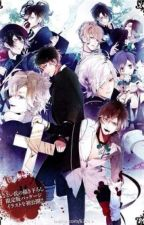 The great foursome - Diabolik Lovers(DL) by ncuxooo