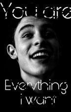 You are everything I Want || S.M (Editando) by GabrielaSantosYez