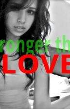 Stronger than love (Embry Call) by TwilightFanfictionxo