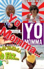 Yo momma... by dat_blonde_one