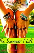 The Summer I Left by rachelbelieber