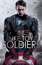 Like Toy Soldiers (Stony) || #Wattys2016 by Mamacita_debby
