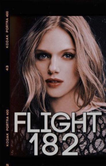 Flight 182 // Sebastian Stan