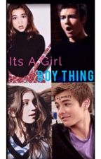 It's A Girl Boy Thing by marveleia