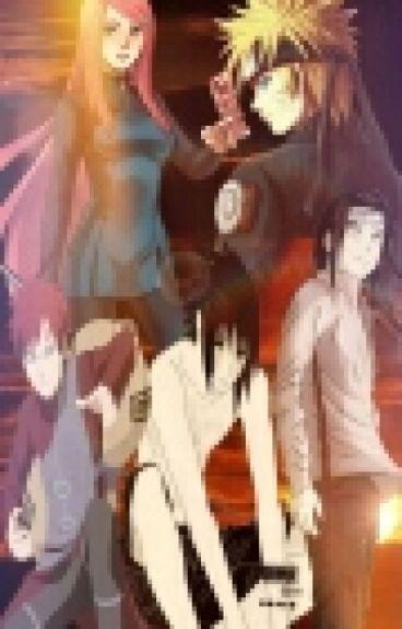 la chica misteriosa (Sasuke, Naruto, Kiba, neji y tu)