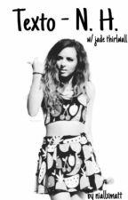 «Texto - J.T.» by pineapplexjade
