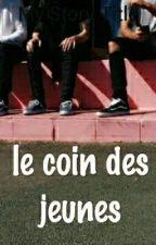 LE COIN DES JEUNES by itsalice-