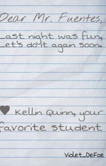 Dear Mr. Fuentes (KELLIC)