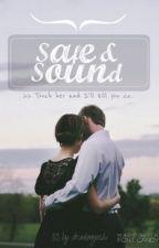 Safe & Sound | l.p #goldenbooksaward2018 by RubyxRosey