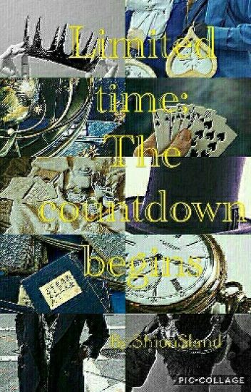Limited Time: The countdown begins (Usuk, Cardverse moderno)
