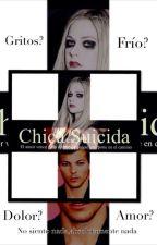 chica suicida[{terminada}] by RockmeDaniela
