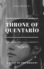 THRONE OF QUENTARĪO  by zen3681