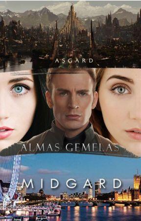 Almas Gemelas - (En proceso de Edición) by Cadies_0913