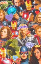 Avengers Interracial Preferences by kissmecap