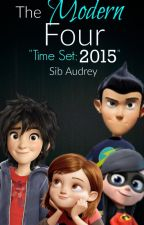 """The Modern Four """"Time Set 2015"""" by Sib_Audrey"""