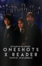 Harry Potter Oneshots x reader (Variety of Characters) by Autumn-Wan-Kenobi