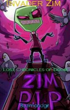 Invader Zim - Lost Chronicles of Doom! - Continuous Novel by zimandgir