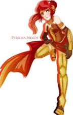 Pyrrha x Male!reader by 1CEW0LF