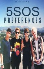 5SOS Preferences by DJNinaB