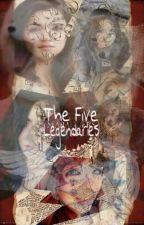 The five legendaries  (A marauders fanfic/marauders girl group) :) by cutesmolfluffkitten