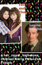 Felicity And Charlene Lupin.   Remus Lupins Daughters by her_royal_highness_