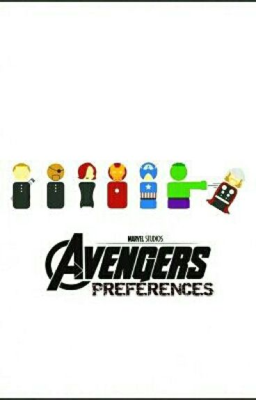AVENGERS PREFERENCES (updates slow)