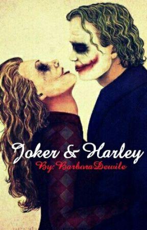 Joker & Harley by BarboraDewile